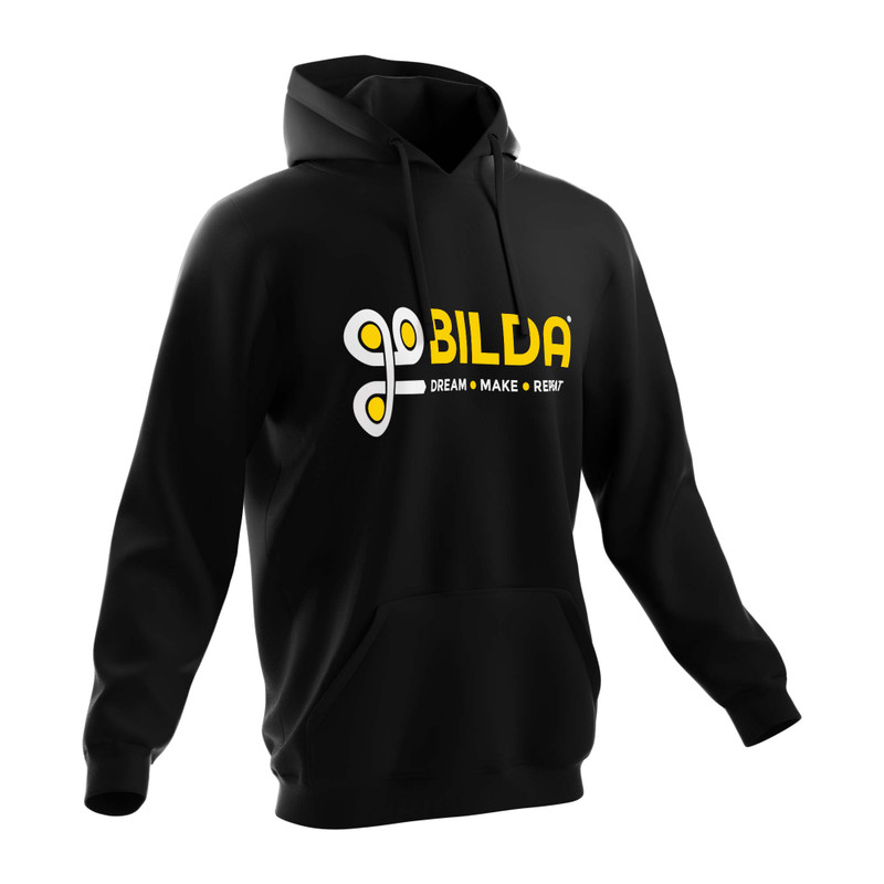 goBILDA Dark Matter Hoodie