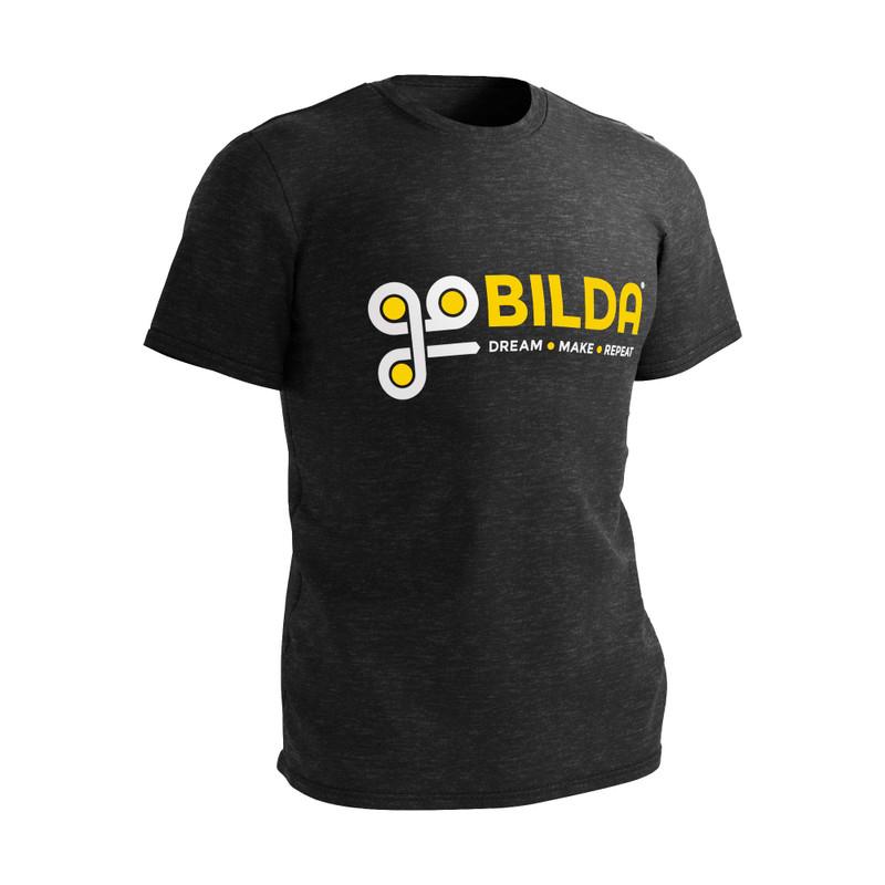 goBILDA Dark Matter T-Shirt