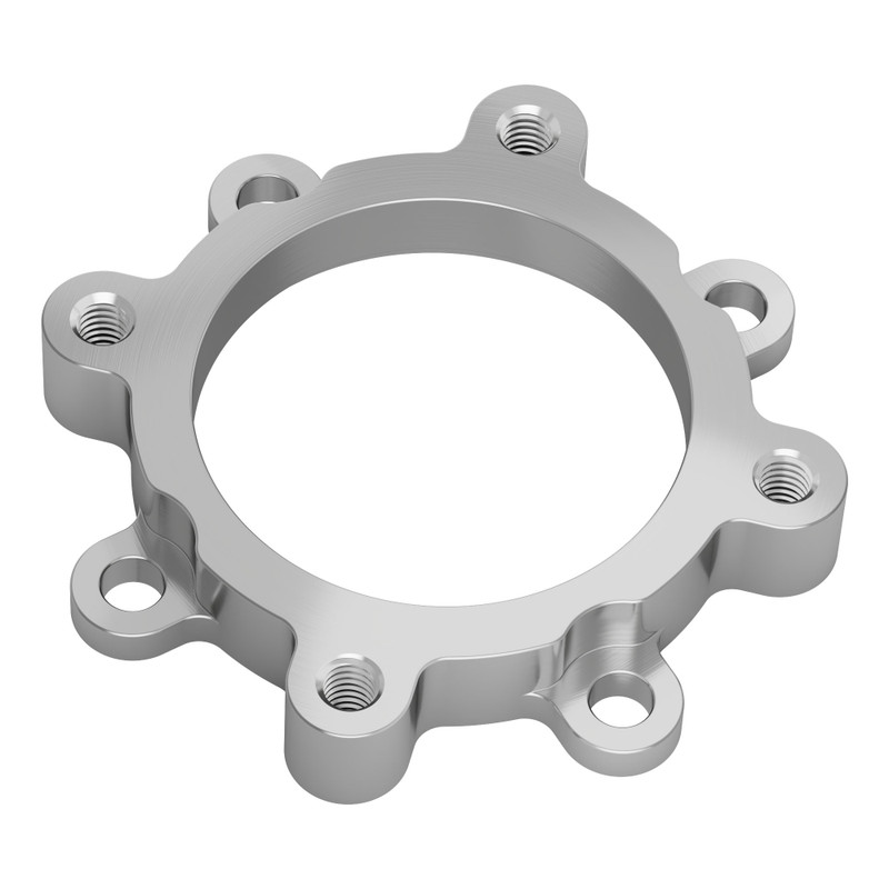 1517 Series Counterbored Pattern Spacer (32mm Bore, 8mm Length)