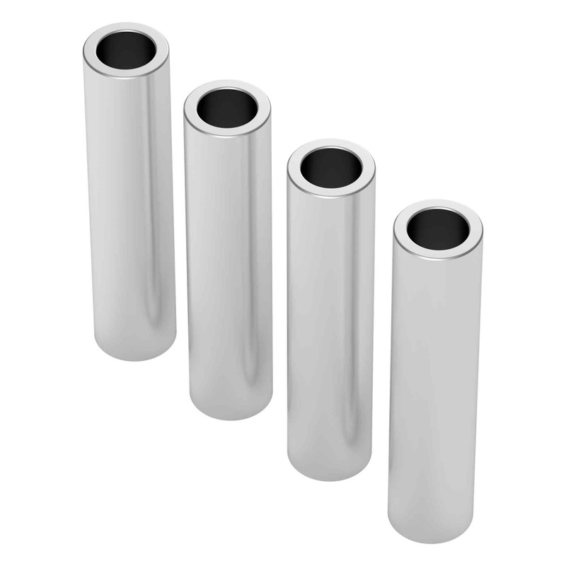 1502 Series 4mm ID Spacer (6mm OD, 27mm Length) - 4 Pack