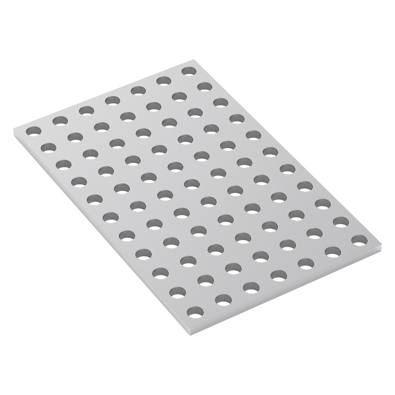 1116-0056-0088 - 1116 Series Grid Plate (7 x 11 Hole, 56 x 88mm)
