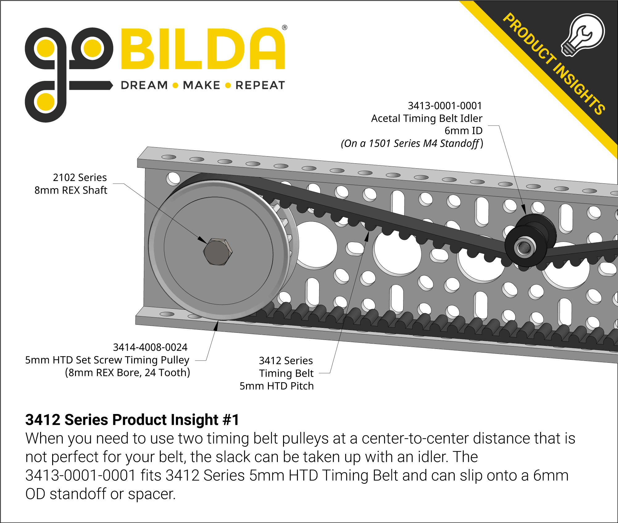 5mm Width 109 Teeth 5AT5//545 Timing Belt545mm Length AT5mm Pitch