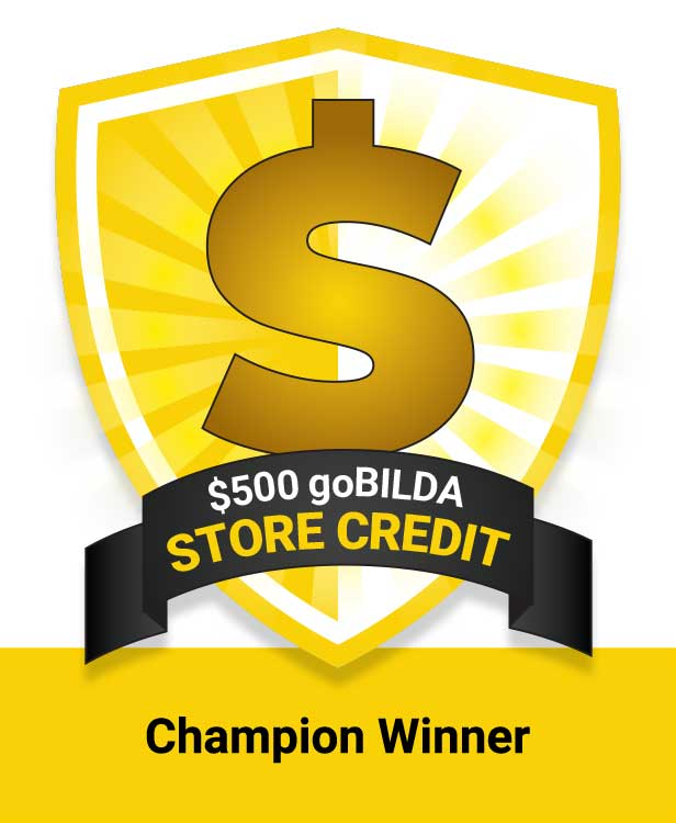 Winner will get a $500.00 in store credit