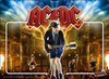 """Stern AC/DC Let There be Rock LE Animated LED Replacement Panel.  """"Two Versions""""  Dimmable"""