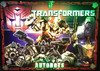 "Stern Transformers LE Autobot Animated LED Replacement Panel.  ""Two Versions"" Dimmable"
