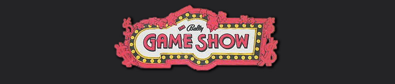 Bally Game Show, The