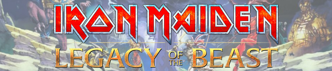 Iron Maiden Mods