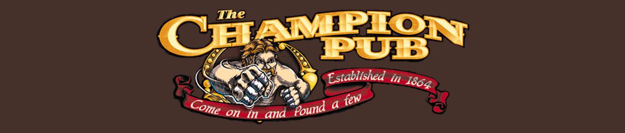 Champion Pub, The