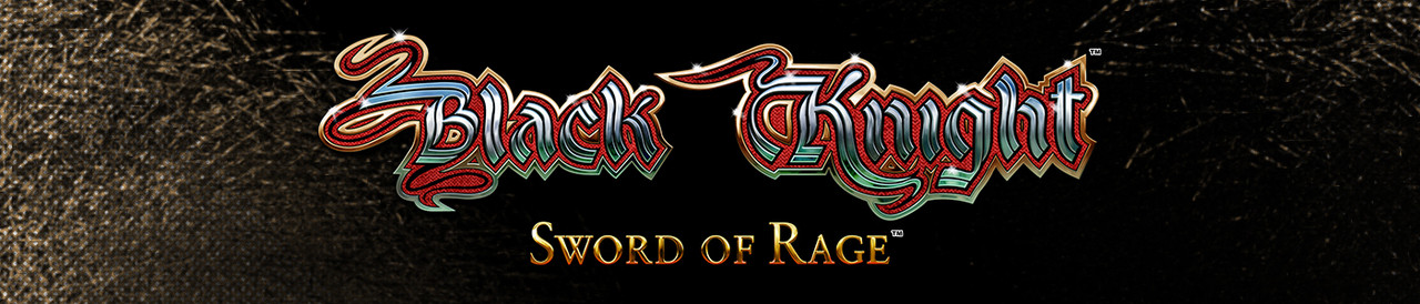 Black Knight : Sword of Rage Pinball Machine