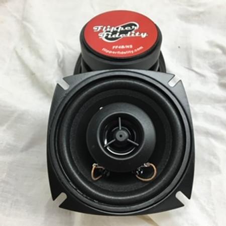 """Flipper Fidelity 4"""" Coax Speaker 8 Ohm"""