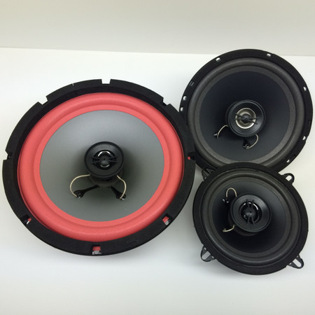 """Williams/Bally 8"""" Coax Replacement Speakers for System 11B/C Machines"""