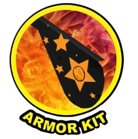 Stern KISS Pinball Armor Kit for LE Version
