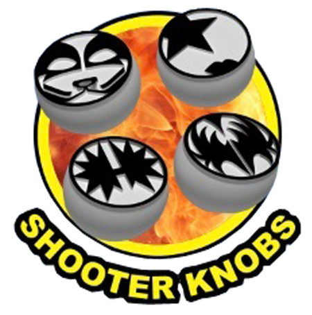 Stern Kiss Shooter Knob set of 4