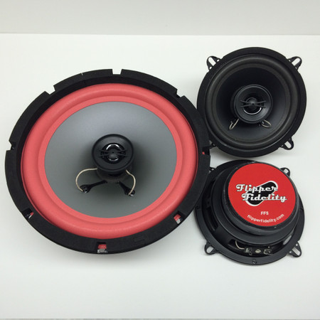Williams/Bally Complete Replacement Speaker System for WPC95 Machines with PinSound Audio Boards