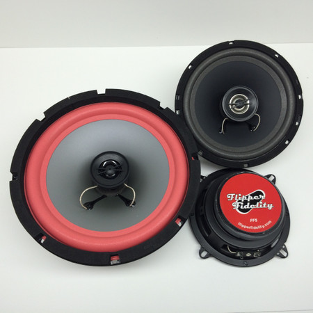 Williams/Bally Complete Replacement Speaker System for Most System 11 Machines with PinSound Audio Boards