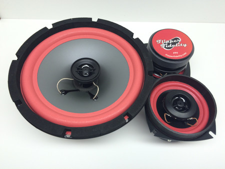 """Stern Spike 8"""" Coax Replacement Speaker System"""