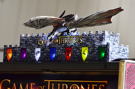 Stern Game of Thrones Topper