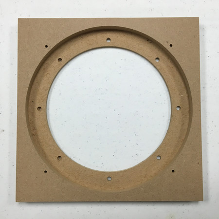 "8"" Square Wood Adaptor for Williams, Bally, and Data East"