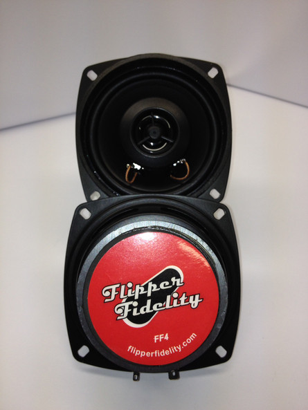 Stern Spike BackBox Speaker Kit