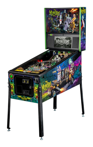 Stern Munsters Pro Pinball Machine