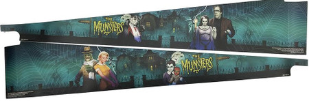 Munsters Inside Art Blades - Color