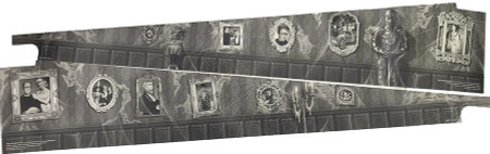 Munsters Inside Art Blades - Black & White