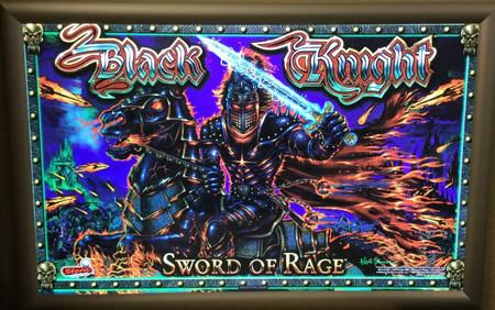 Black Knight Premium Translite