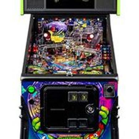 Teenage Mutant Ninja Turtles  Pro Pinball Machine