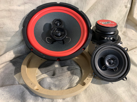"Stern 10"" 3-way Speaker System LE Conversion for Spike 2 Pro and Premium"