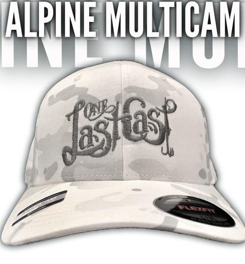 OLC Alpine White Multicam Lid