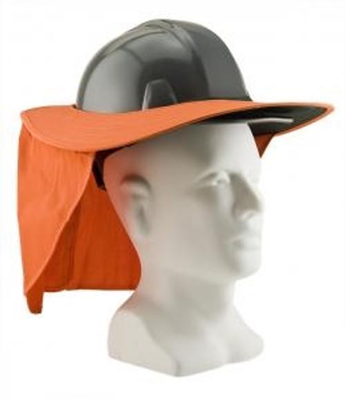 Brim 'N Shade Non-FR Hard Hat Cover