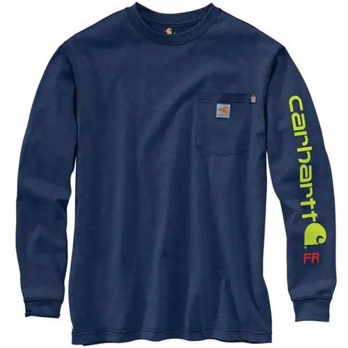 Carhartt FR Force Signature Logo Shirt