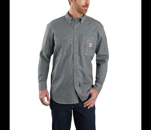 Carhartt FR Force Lightweight Button Front Work Shirt
