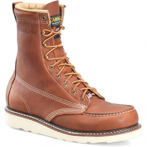 Carolina Amp USA Steel Toe Boots
