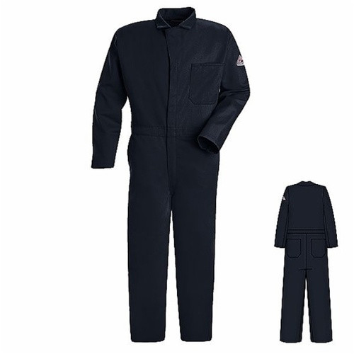 Bulwark Flame Resistant Contractor Coverall
