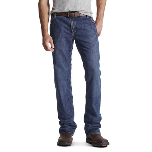 Ariat FR M4 Workhorse Boot-Cut Jeans