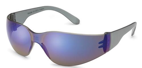 StarLite® Gateway Safety Eyewear Blue Mirror Lens