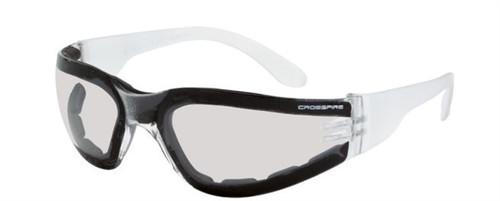 Crossfire Shield Foam Lined Safety Eyewear