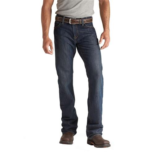Ariat Work FR Men's M4 Shale Low Rise Boot Cut Flame Resistant Jean