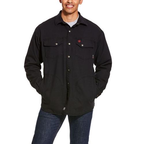 Ariat FR Rig Black Shirt Jacket