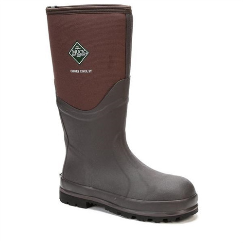 Muck Chore Cool Steel Toe Boots
