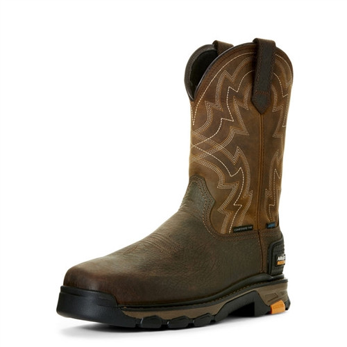 Ariat Intrepid Force H2O Composite Toe Boots