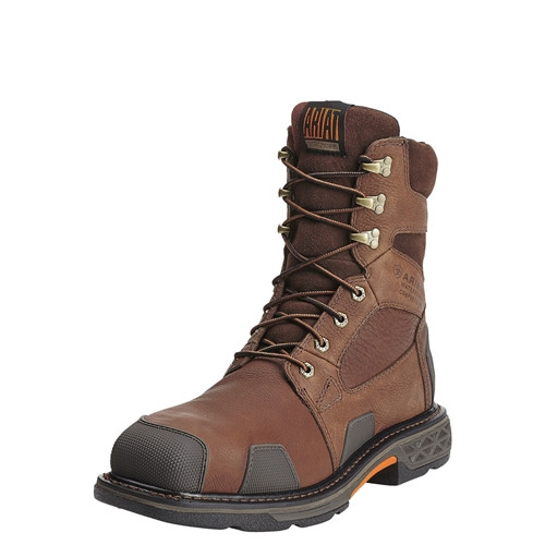 """Ariat Overdrive 8"""" Comp Toe Boots"""
