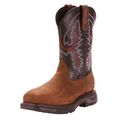 Ariat Men's WorkHog XT Waterproof Carbon Toe Work Boot