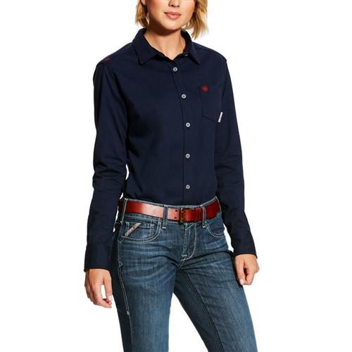 Ariat Women's FR Taylor Knit Work Shirt
