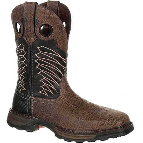 Durango Maverick XP Elephant Print Steel Toe Boot