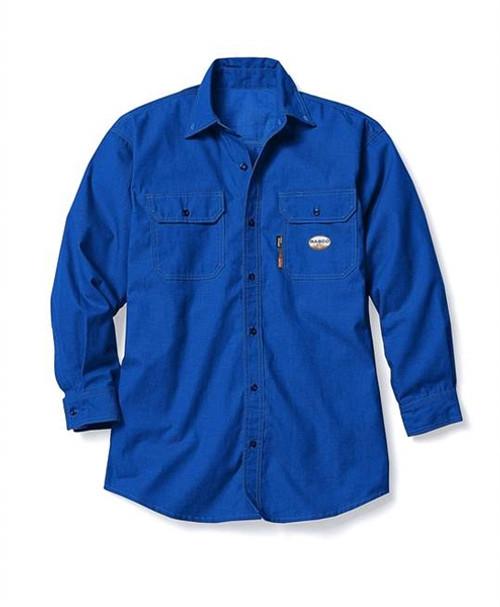Rasco FR Men's DH Air Uniform Shirt Cobalt