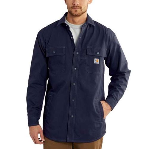 Carhartt Flame-Resistant Full Swing® Quick Duck® Shirt Jacket