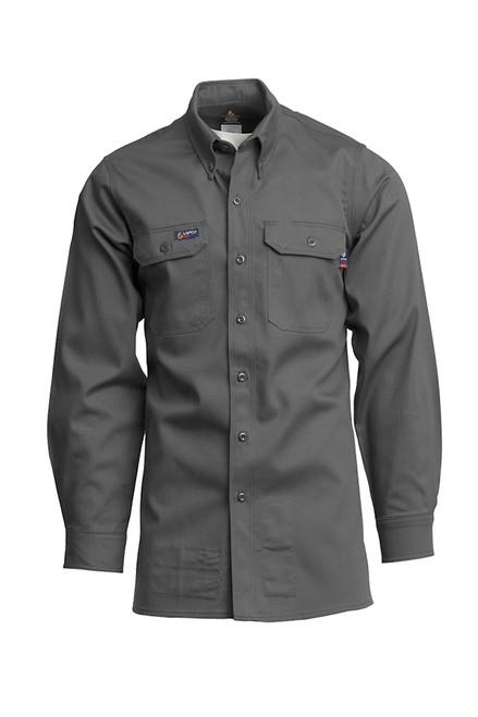 Lapco Fire Resistant Shirt Grey