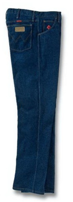 Wrangler Men's Flame Resistant Jeans Relaxed Fit